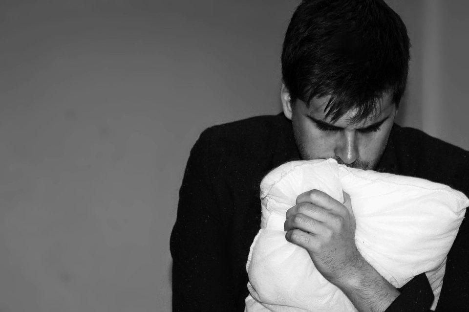 Matthew Hunt in The Pillowman, 2014