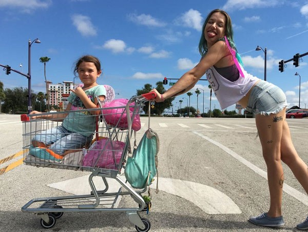 Small World Film Club Presents: The Florida Project