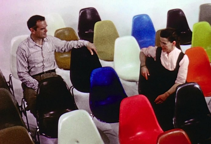 Manchester Modernist Presents: Eames The Architect & the Painter