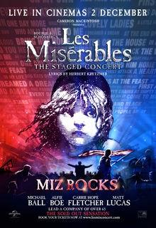 LES MISERABLES: The Stage Concert