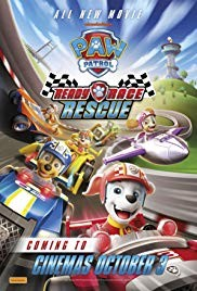 PAW PATROL. Ready, Race, Rescue