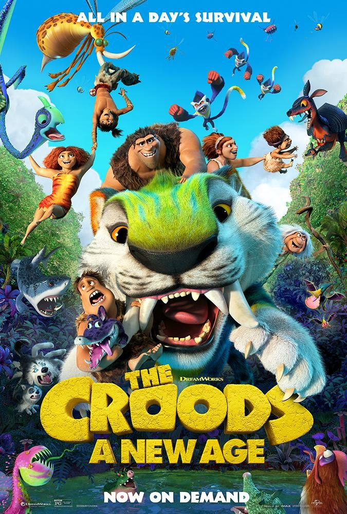 Croods 2, The