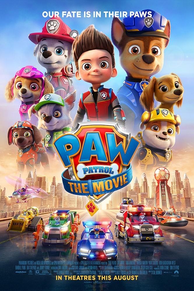 Paw Patrol Movie, The