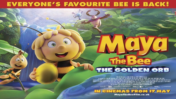 Maya The Bee:The  Golden Orb