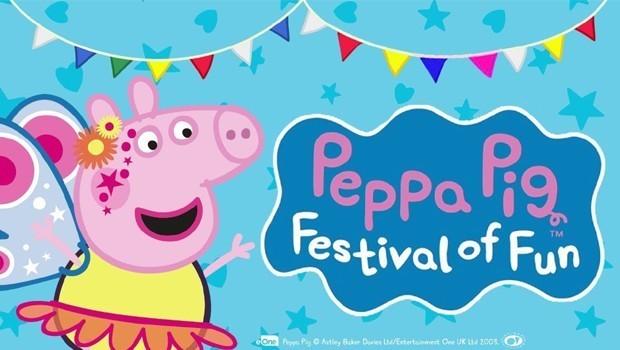 Peppa Pig: Festival Of Fun!