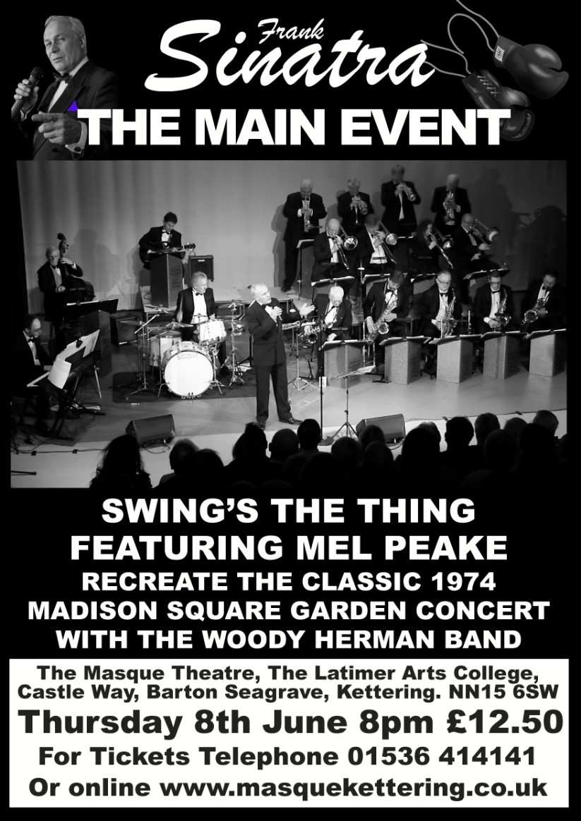 """Swings the Thing, Frank Sinatra """"The Main Event"""""""