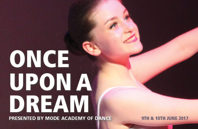 Mode Presents 'Once Upon a Dream'