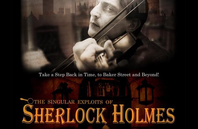 The Singular Exploits of Sherlock Holmes