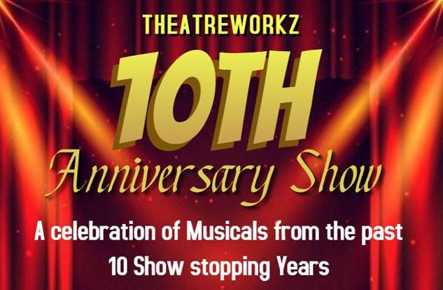 10 Years A Celebration of Theatreworkz