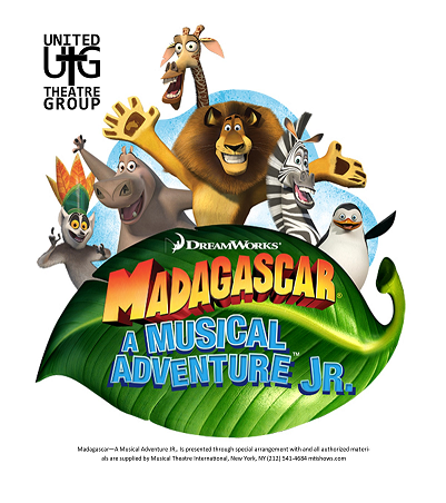 Madagascar- A musical Advetnure JR