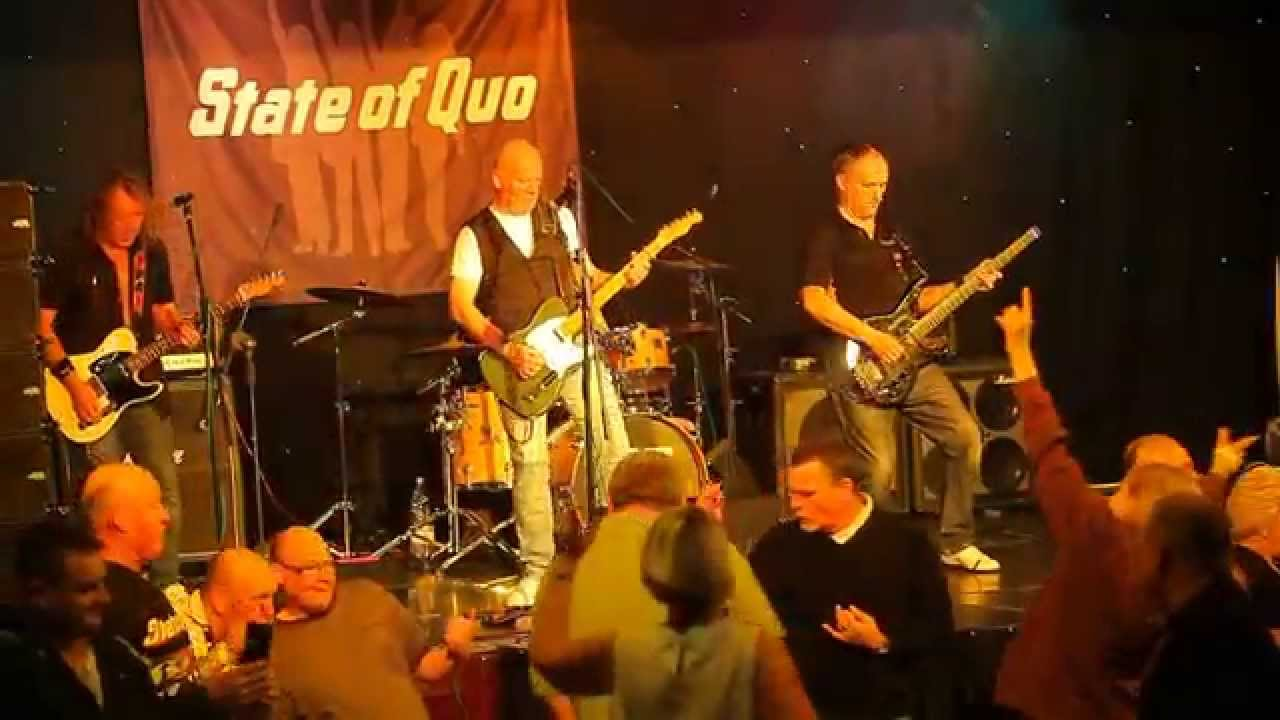 State of Quo & The Jokers