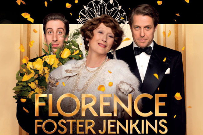 Florence Foster Jenkins (PG)