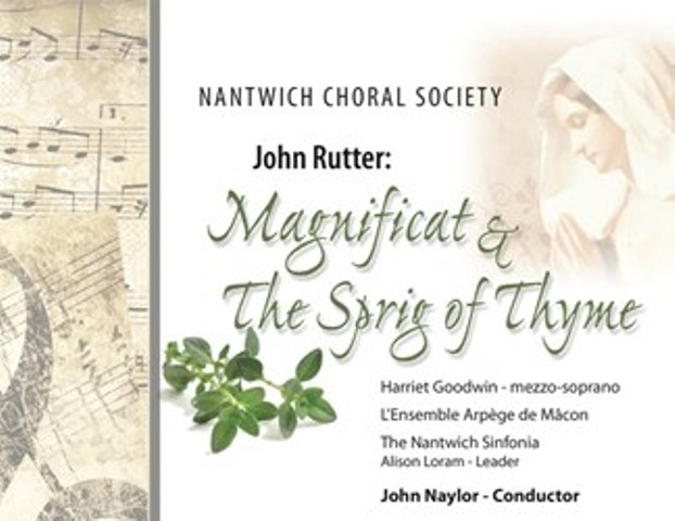 Magnificat / The Sprig of Thyme
