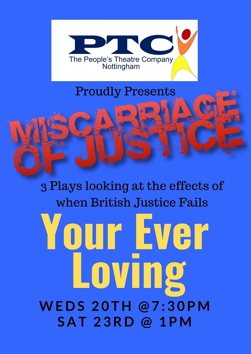 Miscarriages of Justice - Your Ever Loving