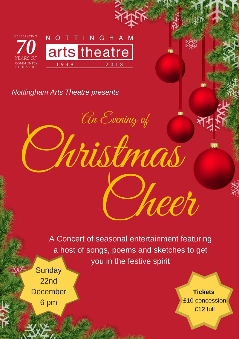 An Evening of Christmas Cheer '19