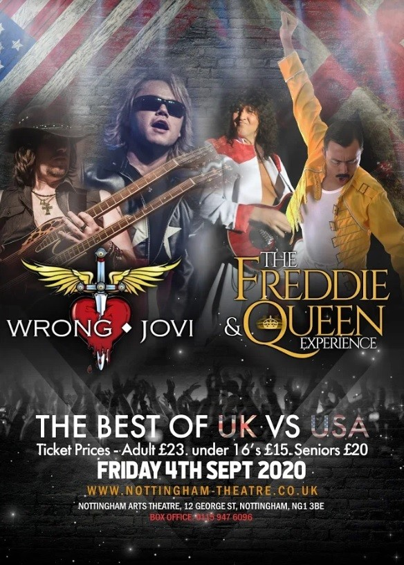 The Best Of UK VS USA