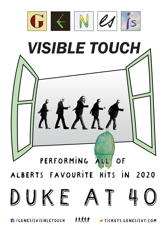 The 'Duke At 40' Tour