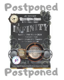 # 3 Infinity