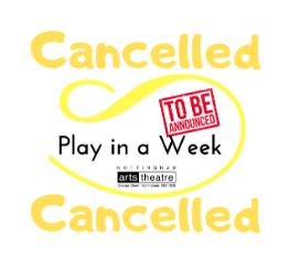 Play in a Week - (play tbc)