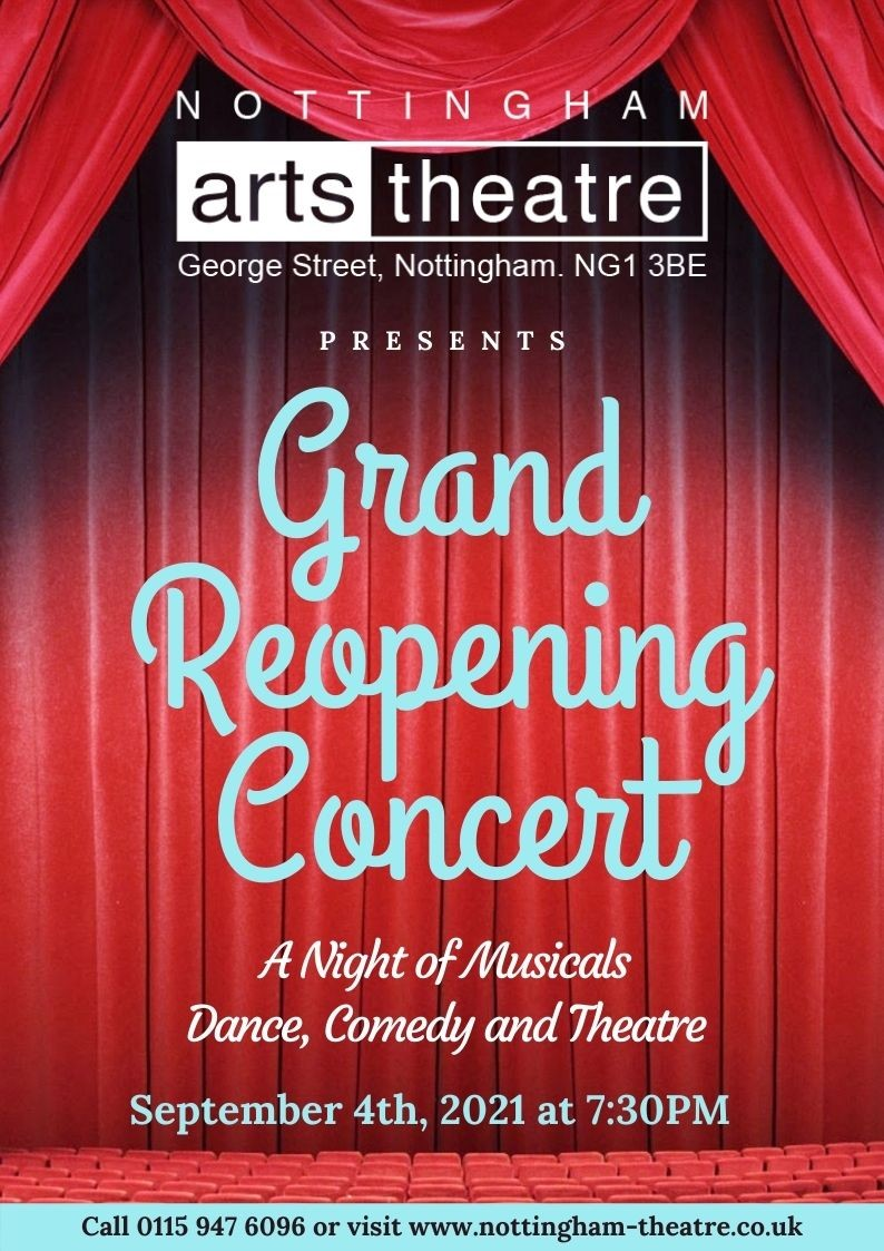 Grand Reopening Concert