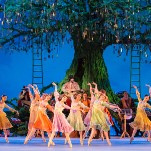 Live Ballet: The Winter's Tale