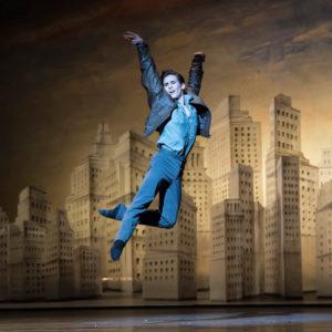 Live Ballet: Bernstein Centenary