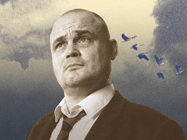 Al Murray: Lets Go Backwards Together