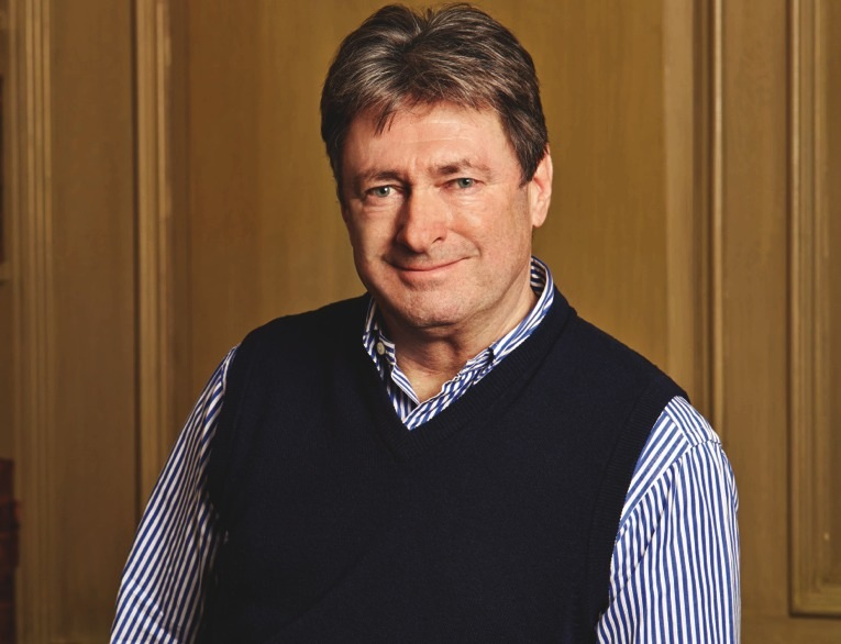Alan Titchmarsh: Mr Gandy's Grand Tour