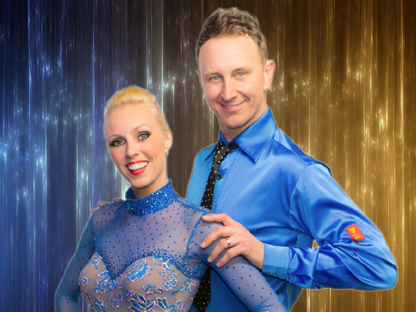 Ian Waite & Camilla Dallerup - Up Close & Personal