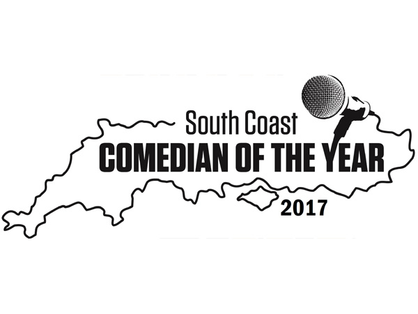 South Coast Comedian of the Year 2017 - Heats