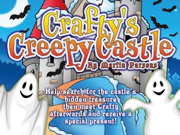 Crafty's Creepy Castle - Trick Or Treat Show (2017)