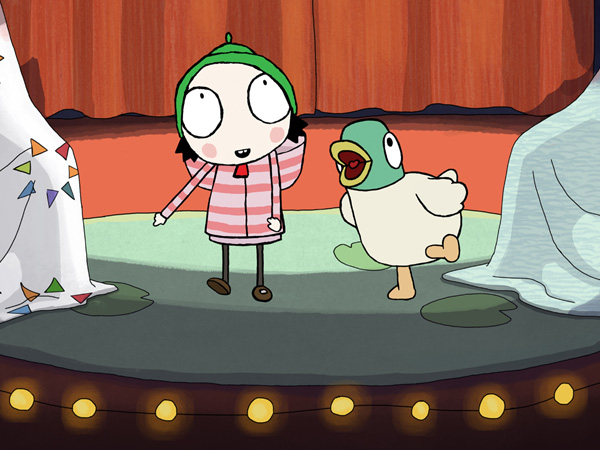 Sarah and Duck (2017)