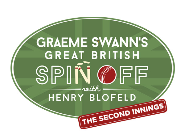 Graeme Swann's Great British Spin Off with Henry Blofeld...
