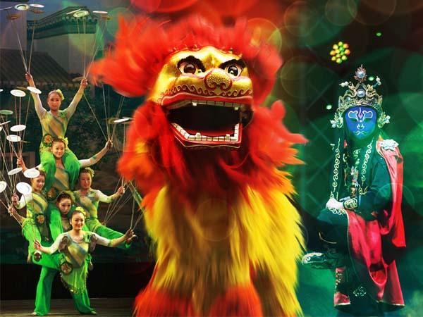 Chinese New Year Extravaganza 2018