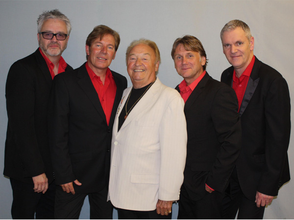 Gerry and the Pacemakers Farewell Tour