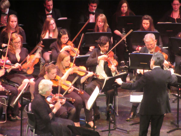 University of Portsmouth Ensembles 2018