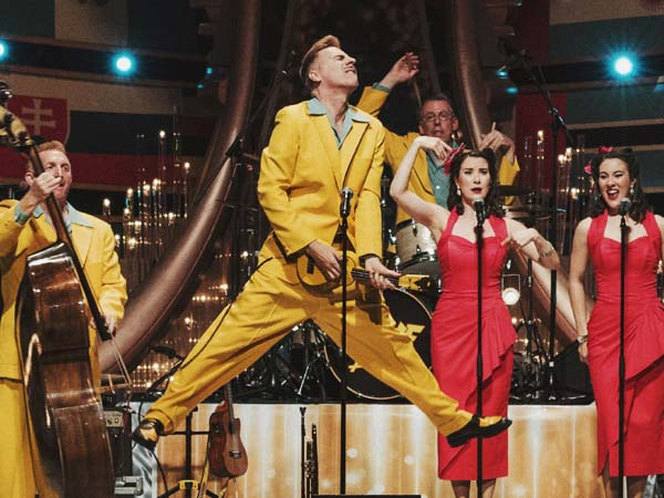 The Jive Aces (2018)