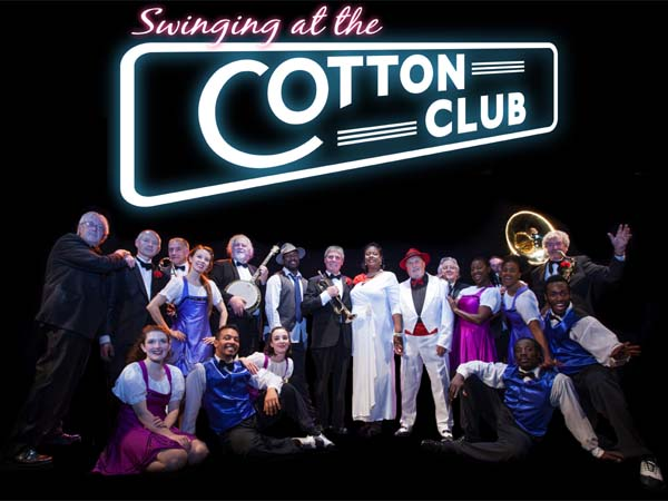 Swinging at the Cotton Club... (2018)