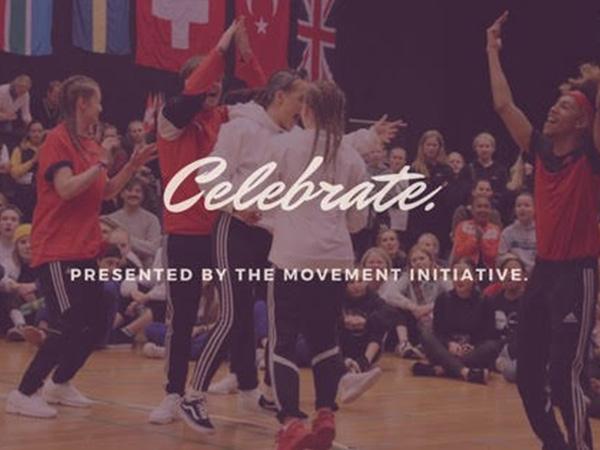 The Movement Initiative presents: Celebrate