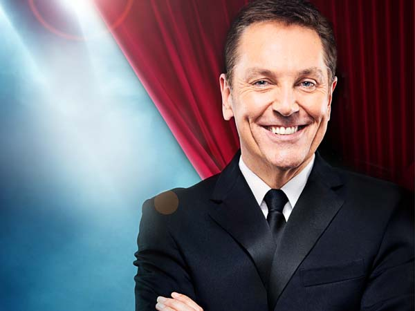 Brian Conley - Still The Greatest Entertainer In his Price Range
