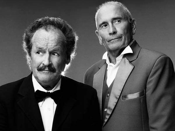 Cannon and Ball in The Dressing Room