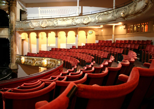 Tour of the New Theatre Royal