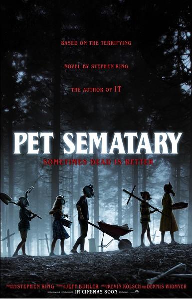 Pet Sematary (2019) +intro