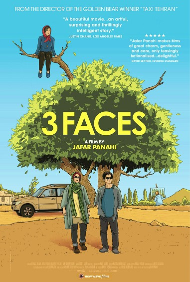 3 Faces (Subtitled)