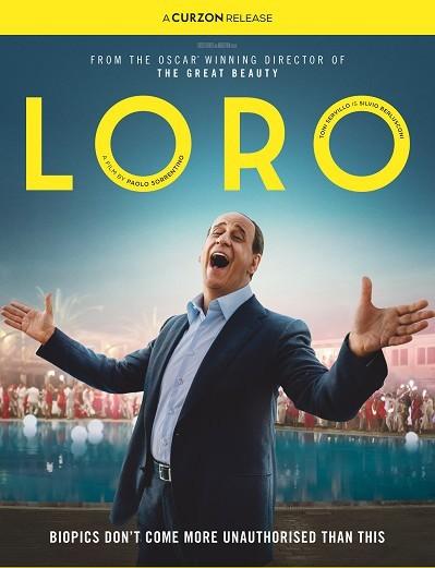Loro (Subtitled)  +intro