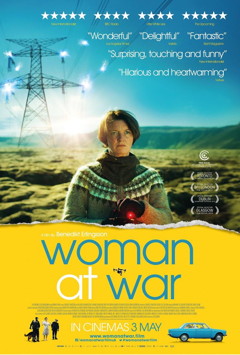 Woman at War (S)