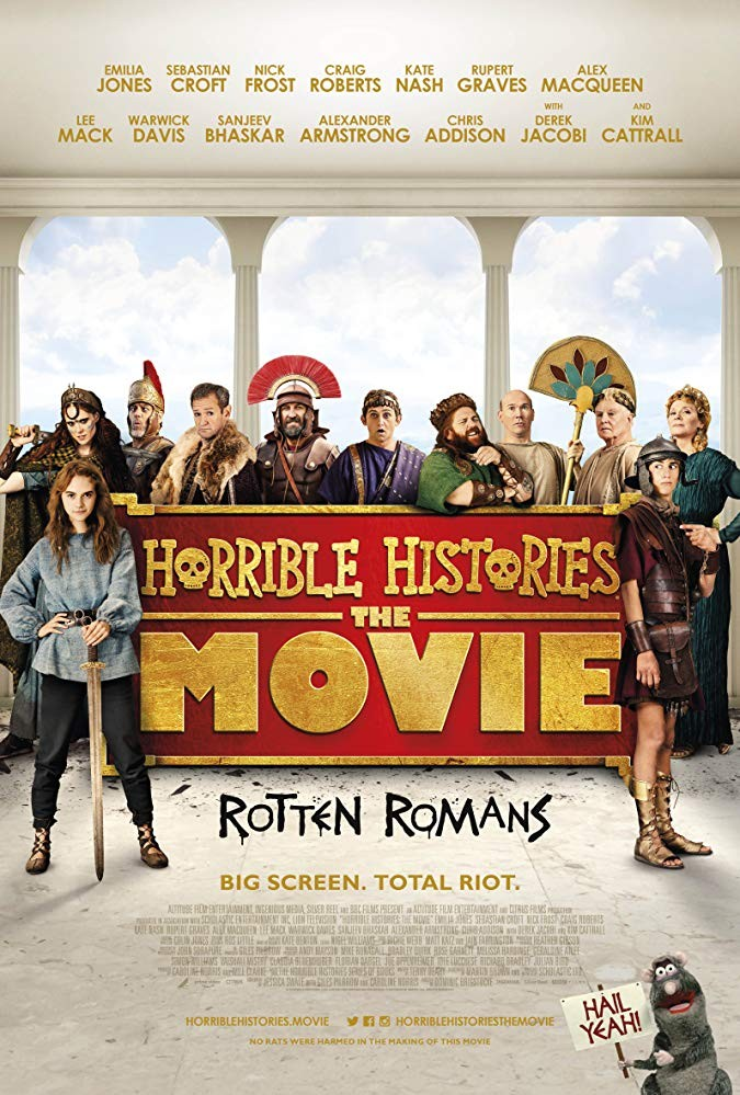 Horrible Histories:Rotten Romans