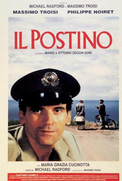Il Postino (1994) (S) + intro