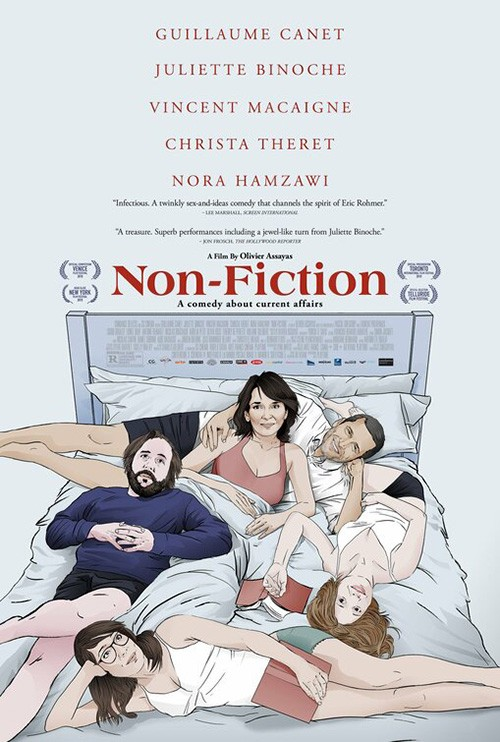 Non-Fiction (S) - Special Preview