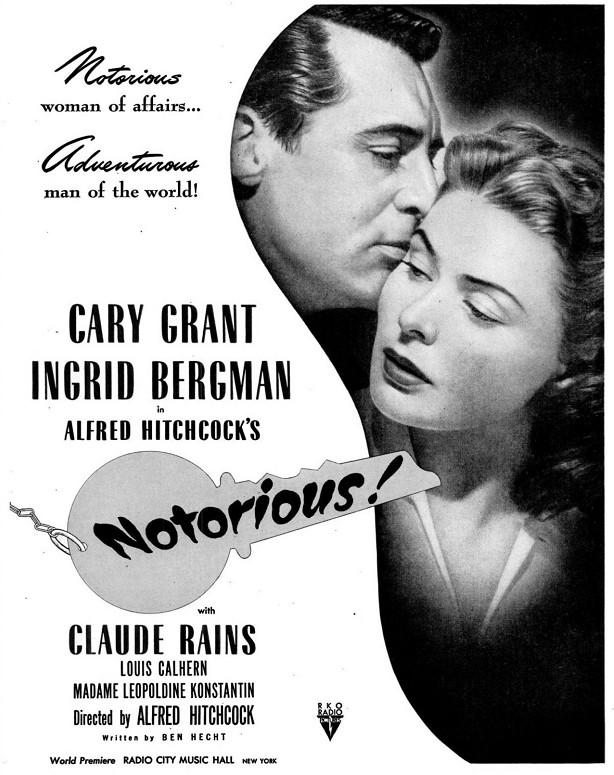 Notorious (1947)